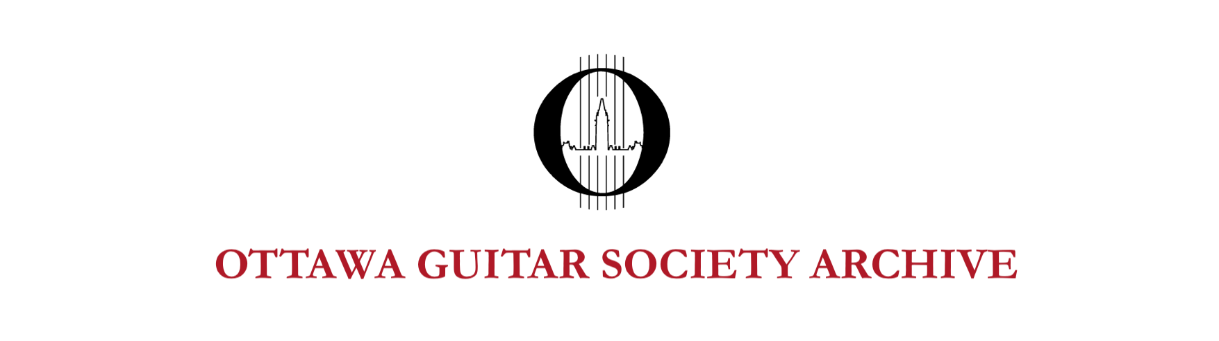 Ottawa Guitar Society Archive